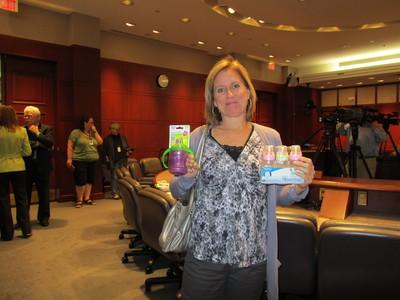 CSHC celebrates October 1, 2011 implementation